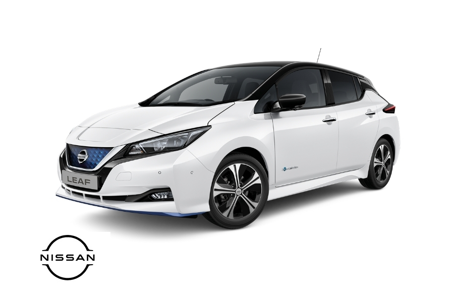 Nissan Leaf Electric Vehicle Nelson